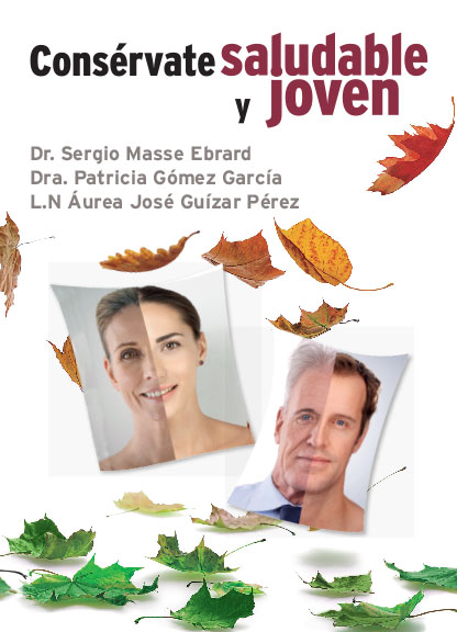 conservate saludable y joven